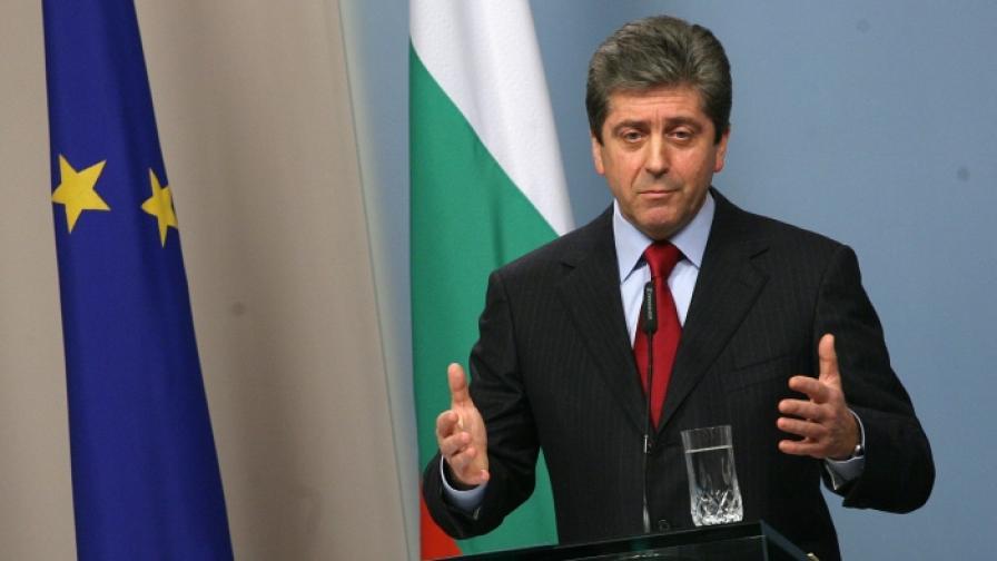 Първанов: На моите критики Станишев отговаряше с мълчание