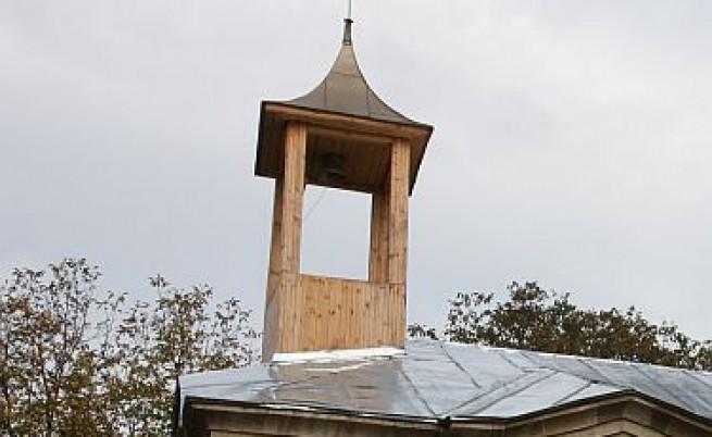 В навечерието на Никулден откраднаха камбаните на църква