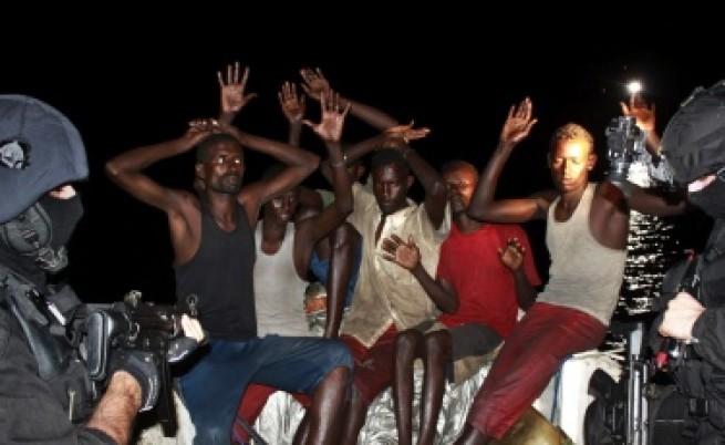 Андрю Мвангура: Преговарящият с пирати