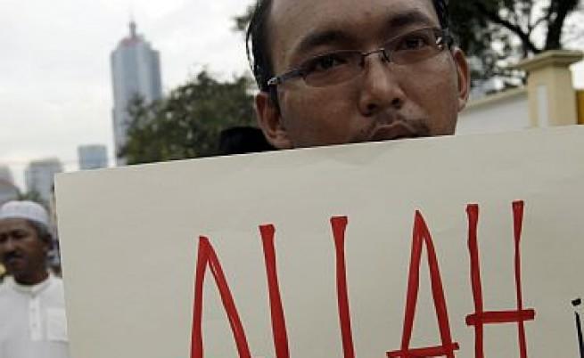 Атаки над църкви в Малайзия заради