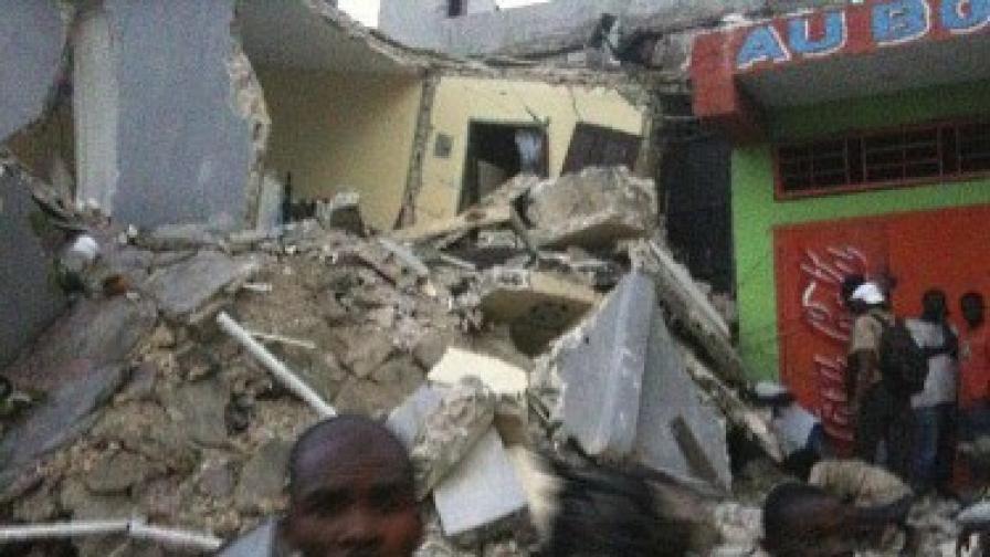 Мощно земетресение в Хаити, милиони пострадали