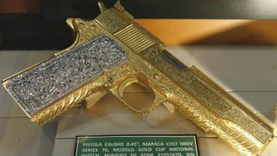 Американка разменила дъщеря си за пистолет