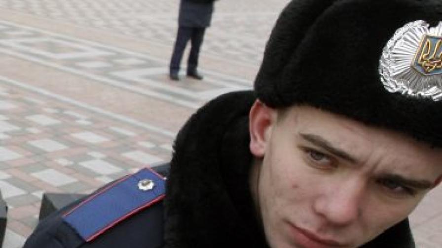 Експлозия в украинска болница, има загинали
