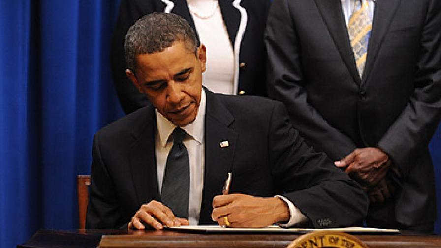 Обама - година първа