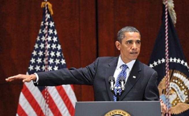 Обама готов за битка с