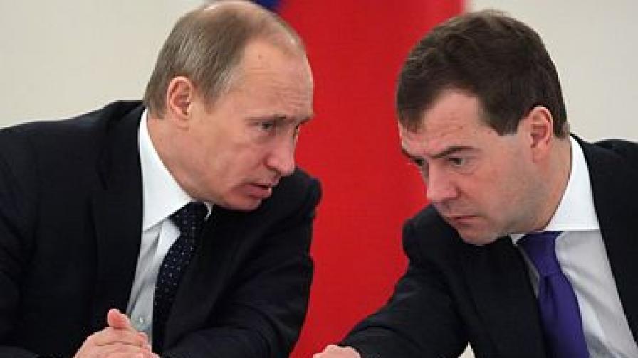 Путин: Без украинизация, но и без деспотизъм