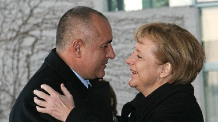 Меркел: Германия ще оценява постиженията на България справедливо