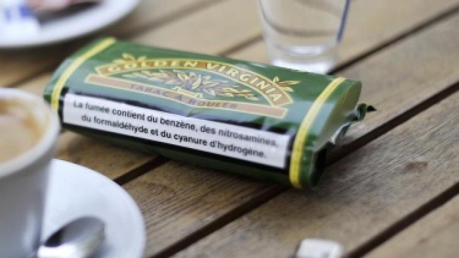 Собственоръчно свитите цигари излизат доста по-евтино