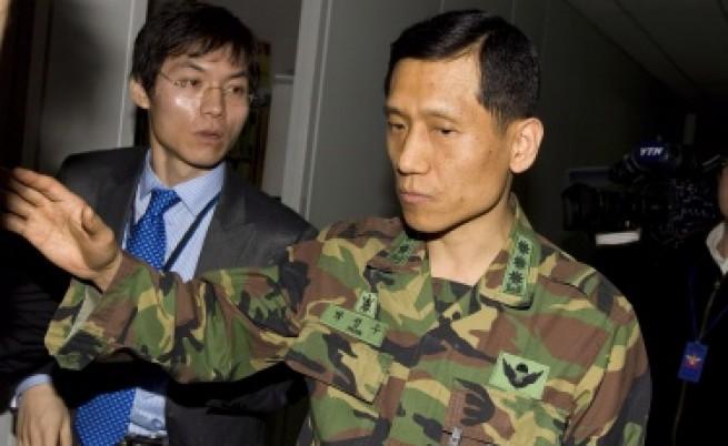 Отново изстрели между Южна Корея и КНДР