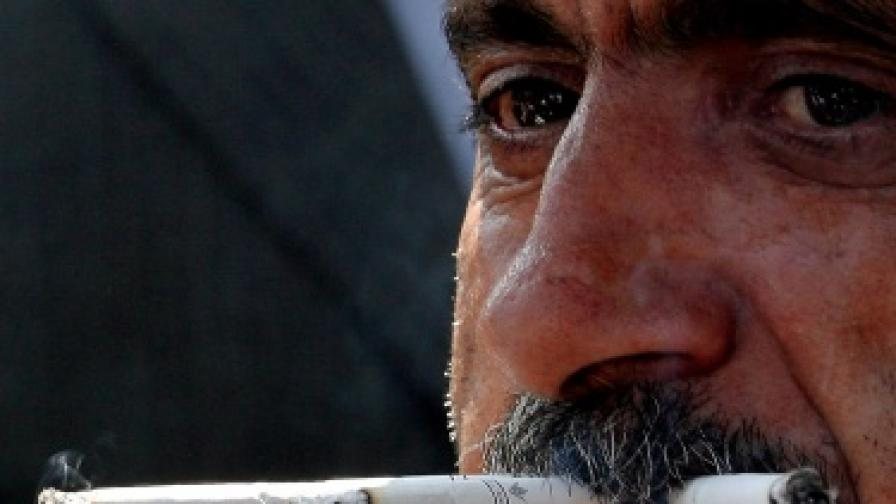 Глобиха турски актьор, пушил на сцената