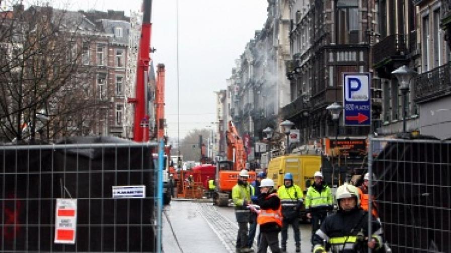 Пожарът в блок в Ню Йорк вероятно е умишлен