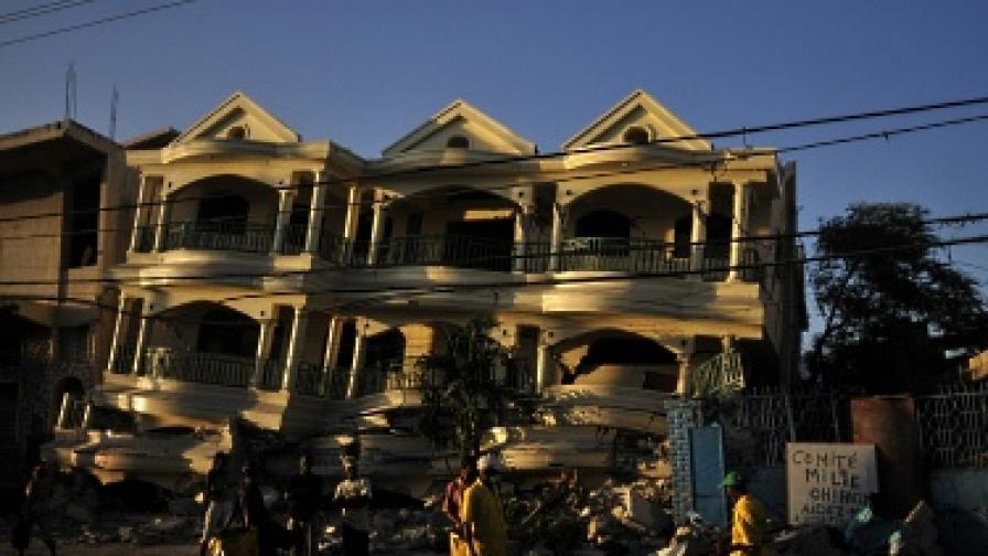 Експерти: В Хаити ще има ново силно земетресение
