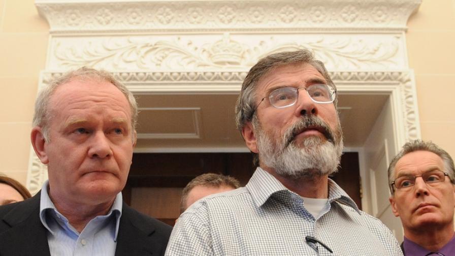Важно споразумение за Северна Ирландия