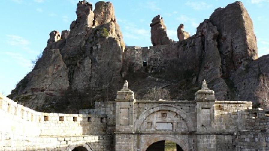 Белоградчишките скали се състезаваха за място сред новите седем природни чудеса на света