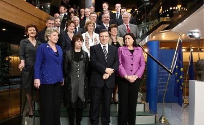 Зелена светлина за новата Европейска комисия