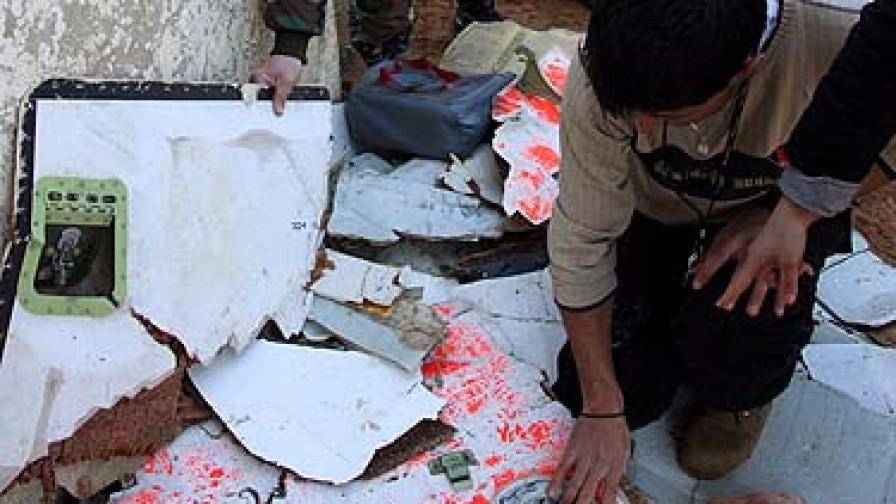 Пилотска грешка причинила самолетната катастрофа край Ливан