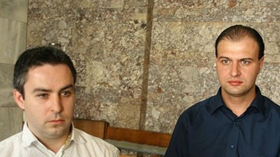 Убийците на Борилски вече са в затвора