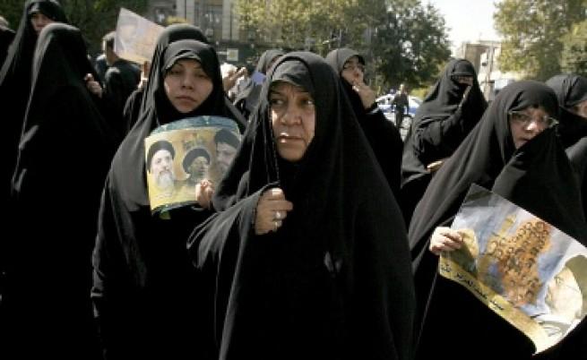 Иракчанките надигат глас