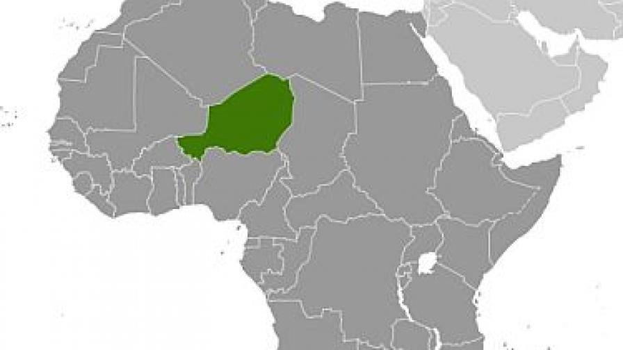 Българските полицаи напуснаха Нигер