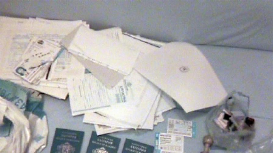 Фалшификатори на евро и документи хванаха в Пловдив