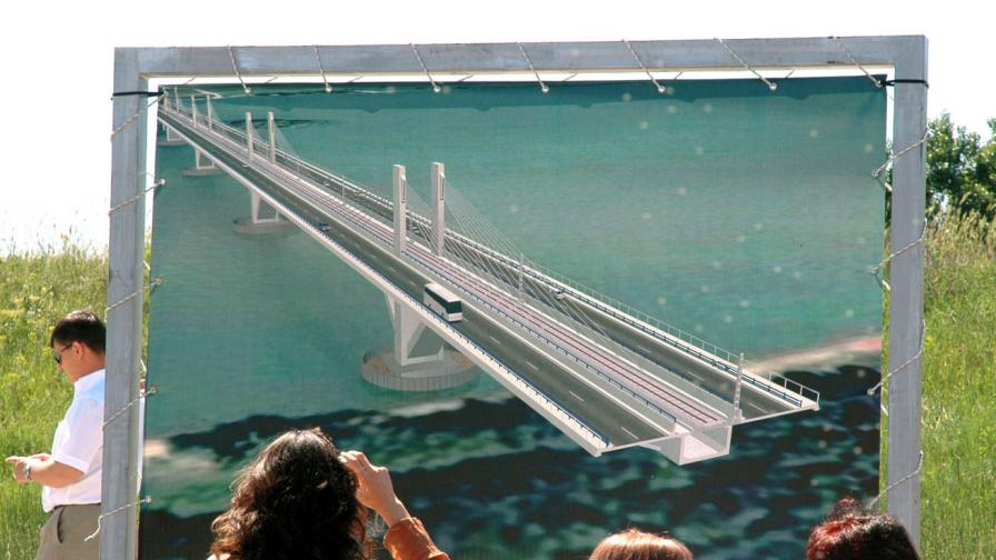 ЕК склонна да удължи срока за Дунав мост 2