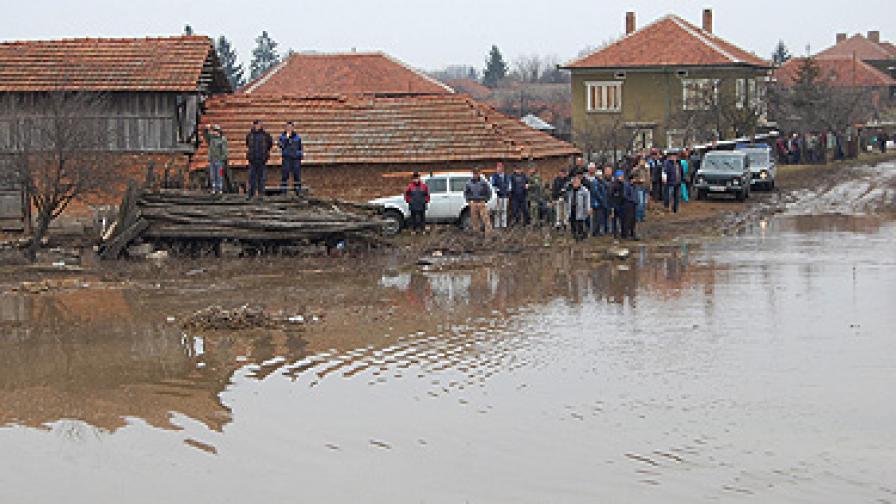 Община Брегово все още е в бедствено положение