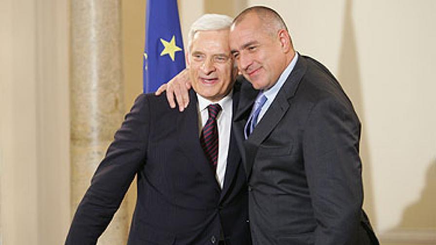 Бузек: Надявам се България да влезе в еврозоната до три години