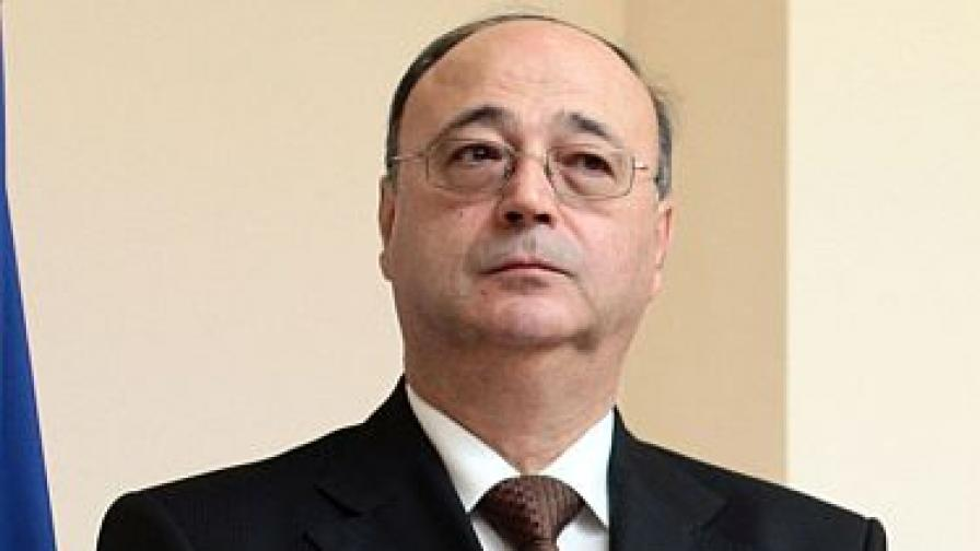 Бившият шеф на ДАНС в парламента