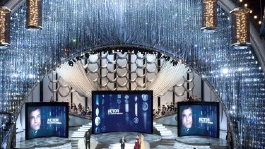 """Рекорд по гледаемост за """"Оскарите"""" тази година"""