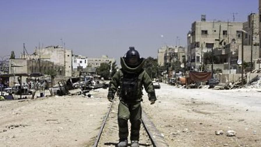 """Военните: """"Войната е опиат"""" си е истина"""
