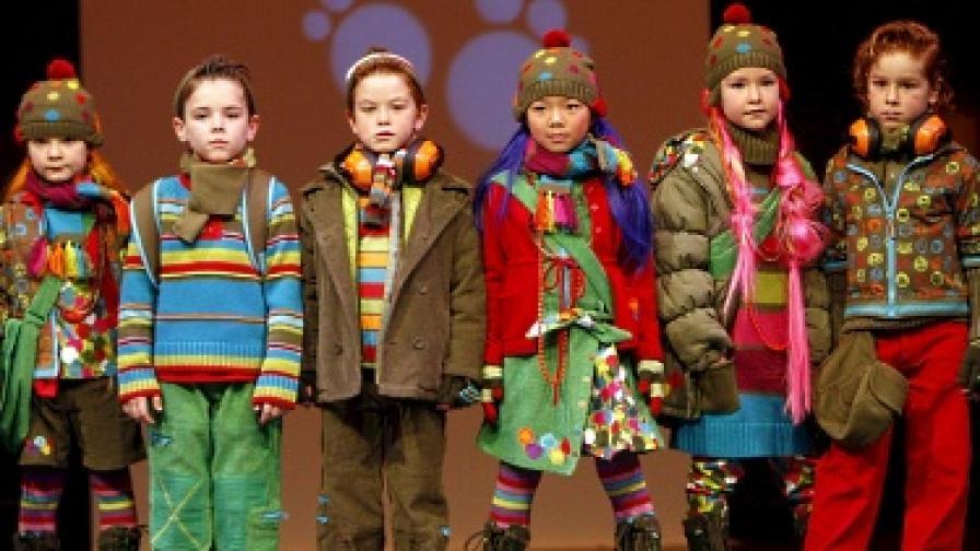 ЕК сигнализира за опасни детски дрехи с върви