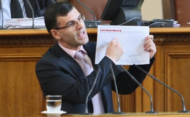 Дянков: Тези мерки са били за есента на 2008 г.