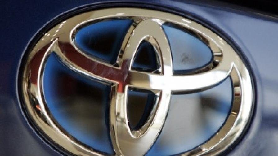 """САЩ глобяват """"Тойота"""" с 16,4 млн. долара"""