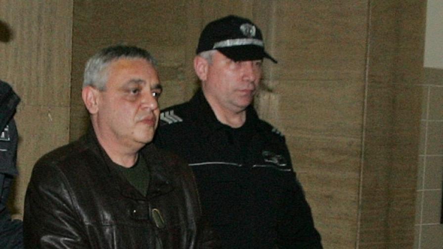 Тенчо Попов в съда