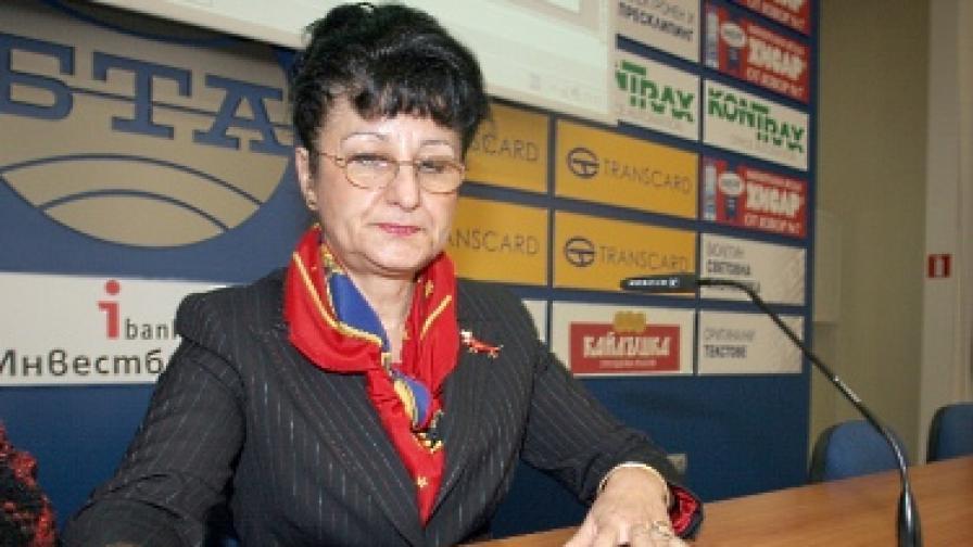 Проф. Анна-Мария Борисова предложена за здравен министър