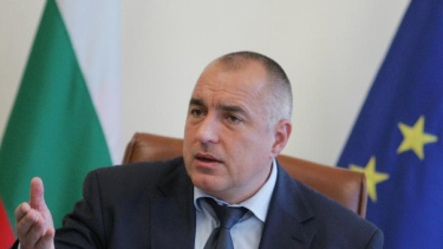 Борисов: Ако трябва, ще сменям министри на два месеца