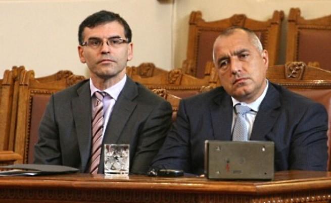 Дянков: Съкратихме 10% от чиновниците