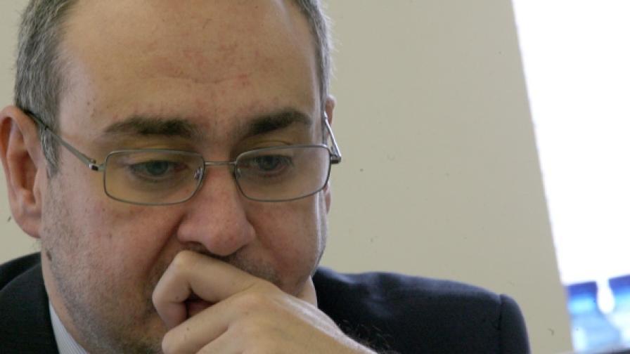 Борис Велчев: Октоподите са и в партиите