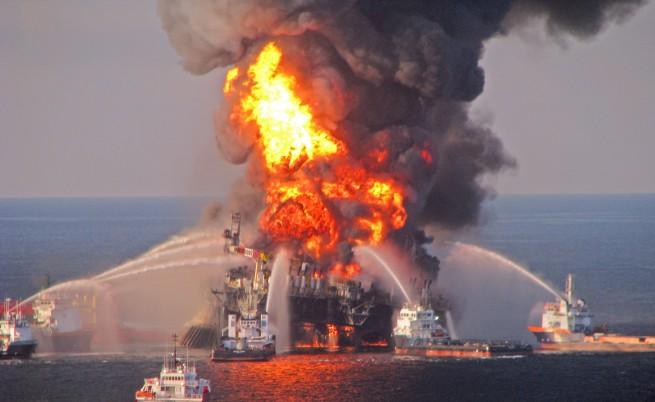 Петролна катастрофа в Мексиканския залив