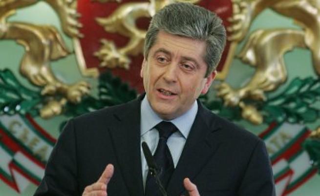 Първанов праща промените в НПК на Конституционния съд