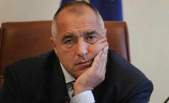 Борисов: Надявам се Първанов да отстъпи