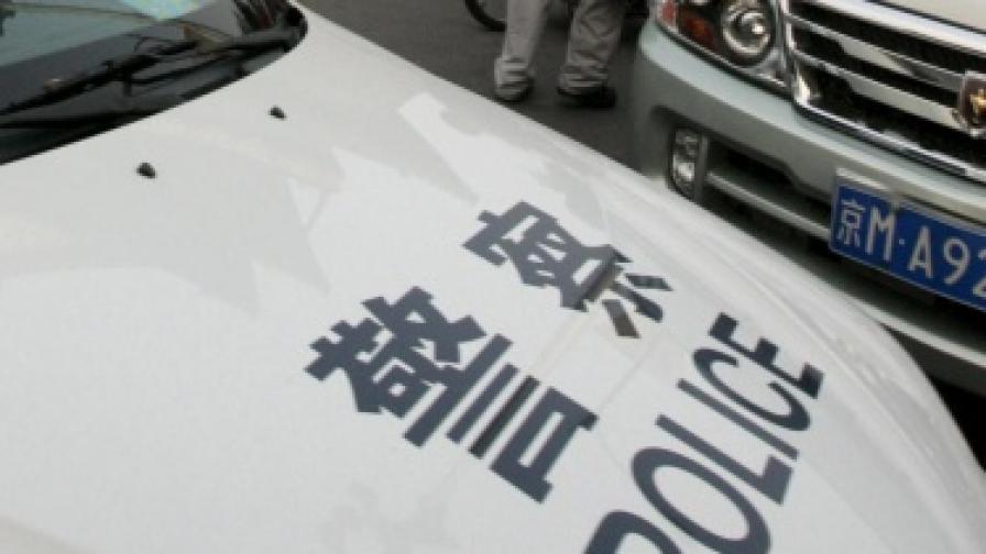 Отново нападение в китайска детска градина