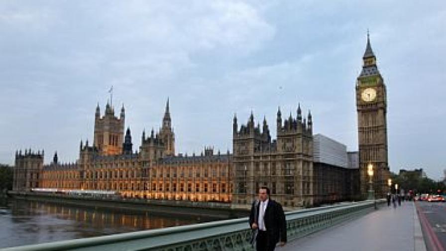 """""""Висящ парламент"""" във Великобритания"""