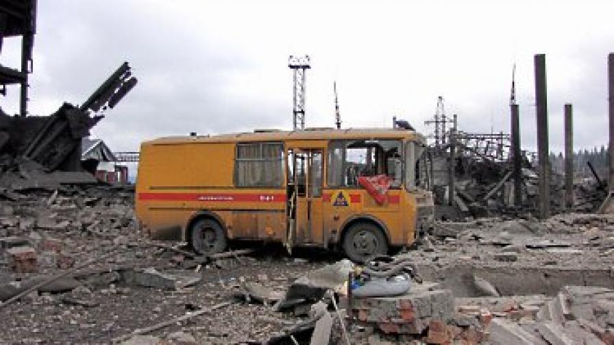 Броят на жертвите в руската мина стигна 66