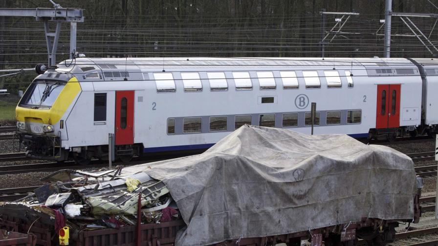 Оргии и запои причинили жп катастрофата в Белгия?
