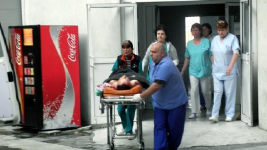 Македонец пребит жестоко в Петрич