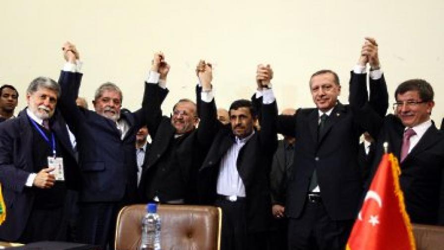 Турция ще преработва уран в ядрено гориво за Иран