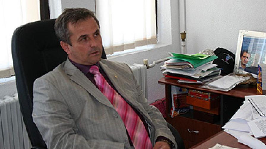 Според кмета на Созопол Панайот Рейзи пожарът не е бил насочен срещу него