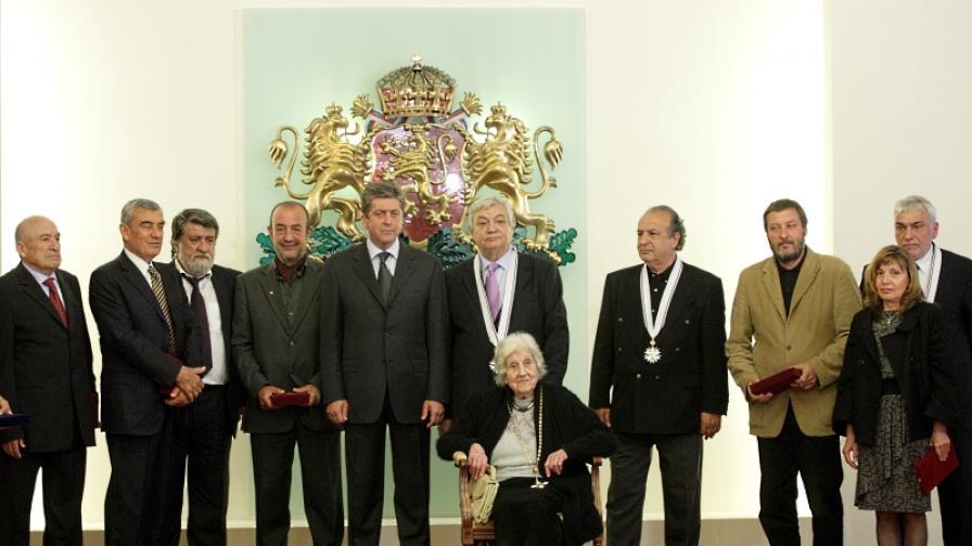 Президентът Първанов: Българската култура е спасявала държавността и нацията