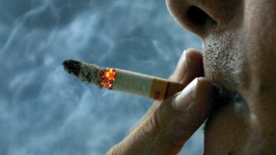 Занимание за деца: 40 цигари дневно